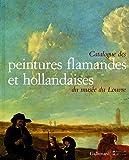 Catalogue des peintures flamandes et hollandaises du musée du Louvre