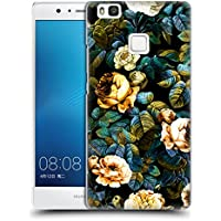 Ufficiale Burcu Korkmazyurek Foresta La Notte IV Floreale 2 Cover Retro Rigida per Huawei P9 Lite / G9 Lite