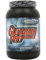 Ironmaxx Glutamin Pro Bigbox , 1er Pack (1 x 1.25 kg)