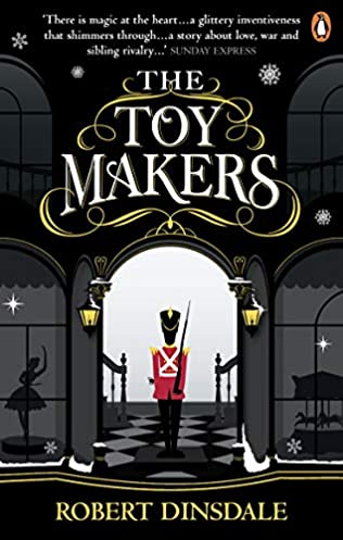 book cover of The Toymakers