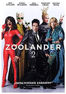 Zoolander 2 [DVD] [Region 2] (IMPORT) (Keine deutsche Version)
