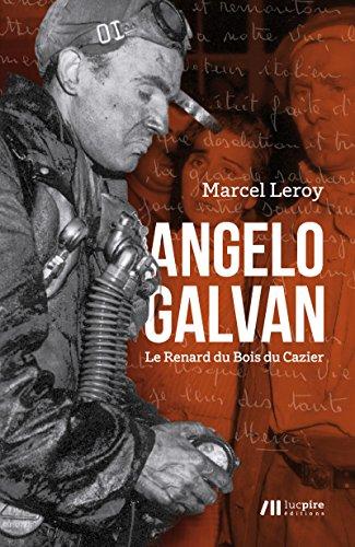 Angelo Galvan: Le Renard du Bois du Cazier par Marcel Leroy