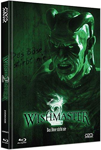 Bild von Wishmaster 2 [Blu-Ray+DVD] - uncut - auf 750 limitiertes Mediabook Cover B