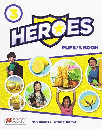 HEROES 3 Pb (ebook) Pk por Emma Mohamed
