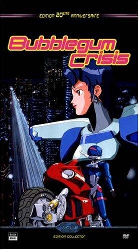 Bubblegum Crisis Volume 2