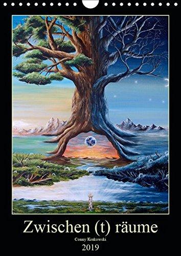 Zwischen (t) räume (Wandkalender 2019 DIN A4 hoch): Traumbilder von Conny Krakowski (Monatskalender, 14 Seiten ) (CALVENDO Kunst) -