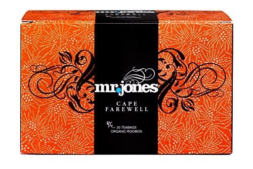 Mr. Jones Cape Farewell - Bio Rooibos, 2er Pack (2 x 30 g)