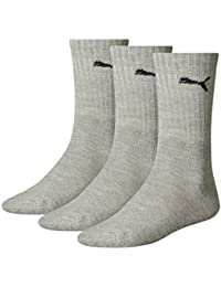Puma Sports Socks Unisex Crew (3 Pair Pack)