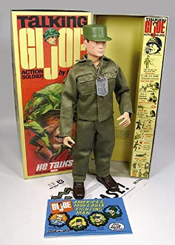 GI Joe Talking Action Soldier Lost Talker Collector's Club Limited Edition 12 Action Figure by G. I. (Gi Joe Collectors Club)