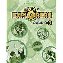 Great Explorers 3: Activity Book - 9780194507417