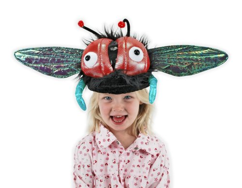 Elope U5510 - Sombrero para disfraz, diseño de mosca
