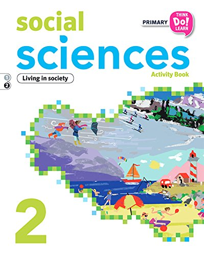Think Do Learn Social Sciences 2nd Primary. Activity book pack Module 2