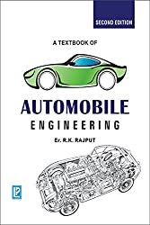 A Textbook of Automobile Engineering