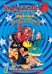 Singing Kettle - Silly Circus [DVD]
