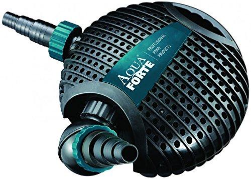 Aquaforte Teichpumpe O-Serie (4.600 - 17.500 l/h), Förderleistung:13.000 l/h