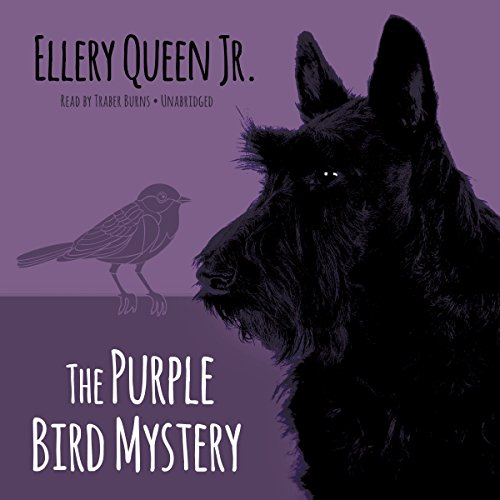 The Purple Bird Mystery  Audiolibri