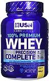 My review of USN 100% Whey Premium, 908 g - Cinnamon Bun