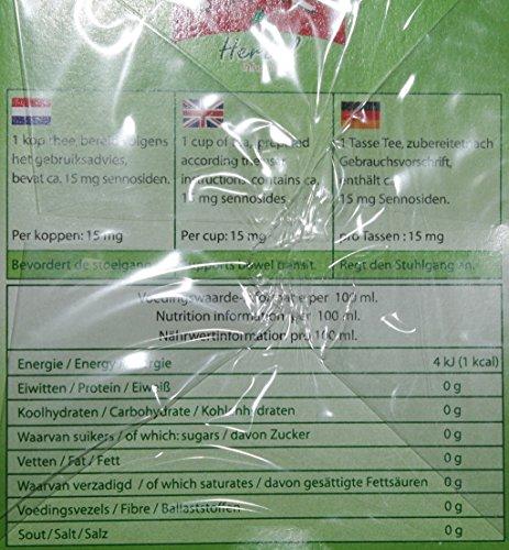 10x FITNE Sennakrauttee -Das Original aus Thailand- + Geschenk – Sennakraut Diät Fitness Abführtee Kräutertee Sennatee