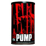 Animal Pump Pre-Entreno Suplemento Creatina con Oxido Nítrico/Pre-Workout Supplement Nitric Oxide and Creatine, 30 Porciones/Servings