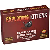 Fantasy Flight Games Juego de Cartas Exploding Kittens EKEK0001