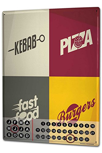 dauer-wand-kalender-retro-kebab-pizza-burger-metall-magnet