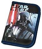 Scooli SWHX0440 - Schüleretui Star Wars mit Stabilo - Markenfüllung