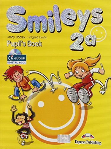 Smileys. Per la Scuola elementare. Con e-book. Con espansione online: 2