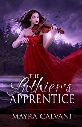 The Luthier's Apprentice (Violinist Detective Series Book 1)
