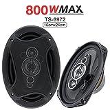 "2pcs 6x9"" 800W Dual-Cone Car Coaxial Horn Auto Audio Music Stereo Hifi Speakers"