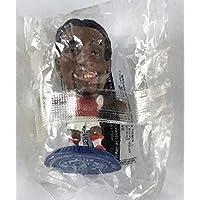 3559701e7 Emmanuel Adebayor MicroStars Sweden Series 16 figure - Arsenal Home Kit -  Blue Base MC7852 -