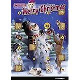 Karlie Flamingo X-Mas Adventskalender für Hunde, 1er Pack (1 x 60 g )