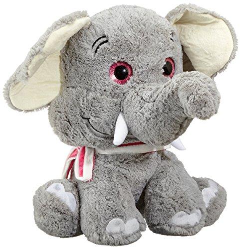 Krüger & Gregoriades 185880–Peluche Elefantes Emilia y Enno, 50cm