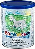 Bambinchen 2 Folgemilch, nach dem 6 Monat, 2er Pack (2 x 400g)