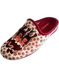 Zapatos rojos Anne Geddes para mujer aC2aQQNIh