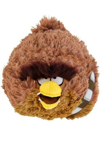 Commonwealth CW93231 - Angry Birds Star Wars, Plüsch Chewbacca, 12 cm (Angry Birds Star Wars Plüsch)