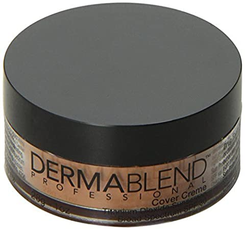 Dermablend Cover Foundation Creme SPF 30, Olive Brown Chroma, 1 Ounce by Dermablend (Olive Creme Foundation)