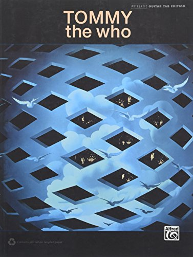 The Who: Tommy (Guitar Tab Editions)