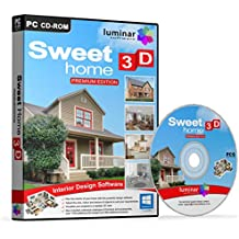 Sweet Home 3D - Premium Edition - Interior Design\Planning\Modelling Software (PC & Mac) - BOXED AS SHOWN