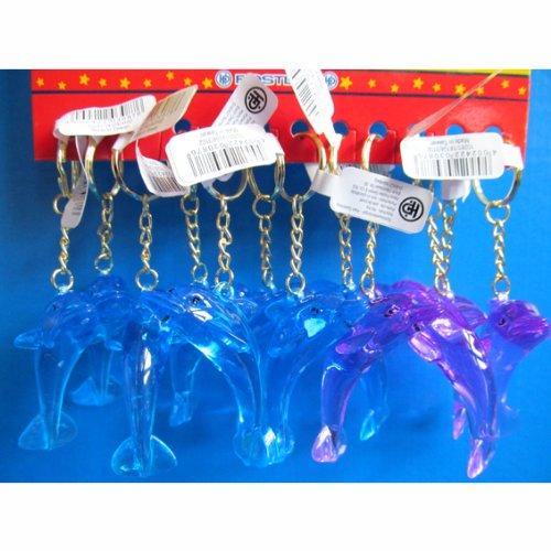 Postler Schlüsselanhänger Delfin 1 Stück (Flipper Delfin Kostüm)