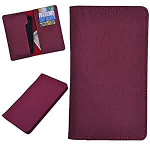 DCR Pu Leather case cover for Blackberry Curve 8530 (red)