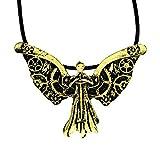 Samt-Box-Chroniken der Unterwelt: City of Bones-Tessa's Angel Uhrwerk Halskette Anhänger, Motiv: Engel-Muskat-Fray