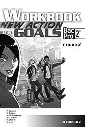 New Action Goals - Workbook Sde Bac Pro Corrigé