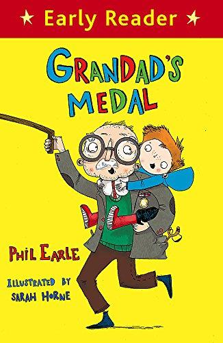 Grandad's Medal (Early Reader)
