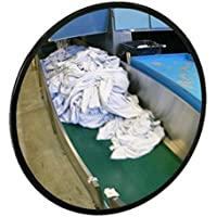 Dancop 0004360 EUVEX Espejo redondo de vigilancia, PMMA, 30cm diámetro