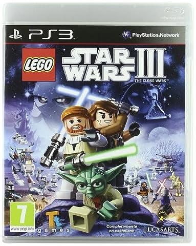 Lego Star Wars III: The Clone Wars [Spanisch Import]