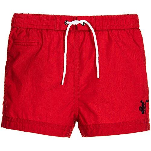 Burberry Mädchen Kleid rot rot