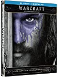 Warcraft : le commencement [Blu-ray + Copie digitale - Édition boîtier SteelBook]