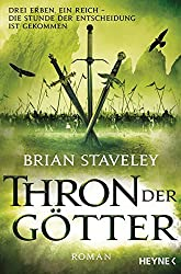 Thron der Götter: Roman (Thron-Serie, Band 3)