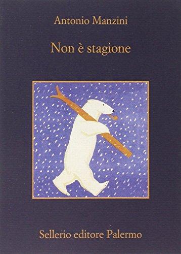 Antonio Manzini: »Non è Stagione« auf Bücher Rezensionen