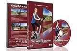 Virtuelle Fahrradstrecken – Weinberge in Frankreich – Für Indoor Radfahren, Laufband und...